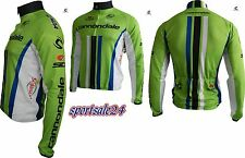 Cannondale CPC long Maglia Jersey by Sugoi green NUOVO