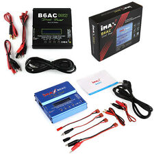 3 Modell IMax B6AC 50W 80W RC LiPo charger Ladegerät Batterie Balance Charger