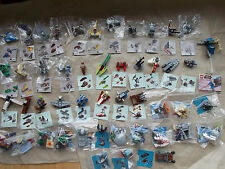 USED LEGO STAR WARS MICRO MINI SETS  WITH MINIFIGS - EP 1 2 3 4 5 6 CLONES WARS