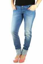 Diesel Jeans Donna MATIC 0069S Magro Magro blue Jeans Liv Livy posto perfetto