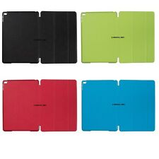 Apple iPad Air 2 Ultra Slim Magnetic PU Leather Smart Cover With Hard Back Case