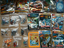 NEW LEGO LEGENDS OF CHIMA MINIFIGS & WEAPONS, SEALED PACKETS CHOOSE WHICH U WANT