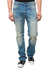 NEU G-STAR JEANS HERREN 3301 LOOSE 51004 6541 424 CYCLO STRETCH DENIM BLAU