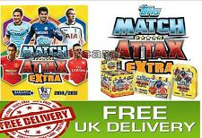 Match Attax EXTRA 2014-2015 14/15 - LIMITED EDITION CARDS - FREE UK POSTAGE