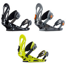 Ride EX Snowboard Bindings 2014 Beginners All Mountain Binding