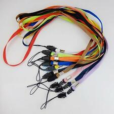 Neck Strap Lanyard for IPOD ID card HOlder Phone MP3 CSA081-MX 10 20 50 pcs BBB