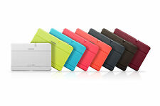 "Samsung Folio Book Diary Case Cover for Galaxy Tab 2 10.1"" GT-P5100, P5110"
