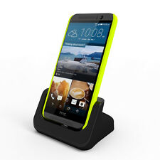 Micro USB 2IN1 Sync & Charging Battery Dock Cradle Charger for HTC One M9