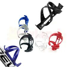 2 x PLASTIC WATER DRINK BOTTLE RACK HOLDER BRACKET CAGE BICYCLE BIKE CYCLING