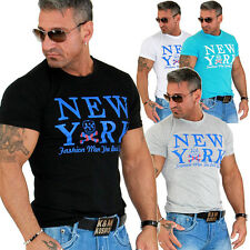NEU MegaTrendy Herren Shirt T-Shirt NEW YORK 653
