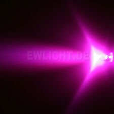10 Leds 5mm Pink 3000mcd rosa LED PC Modding KFZ Auto Modellbau