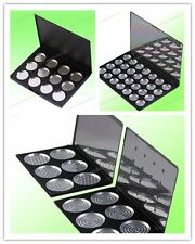 6/12/28 Piece Pans Empty Eye Shadow Eyeshadow Firm Palette Case Makeup