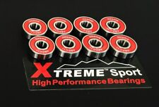608 RS ABEC 11 XTREME HIGH PERFORMANCE BEARINGS SKATEBOARD LONGBOARD SCOOTER*