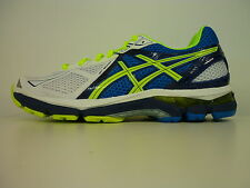 SCARPE RUNNING UOMO ASICS GEL GT-2000 3 CATEGORIA A4 STABILI white/flash yellow
