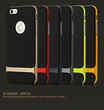 ROCK Royce Luxury Brand Hybrid Back Bumper Cover Case For Apple iphone 5 5S