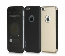 ROCK Dr.V Series Smart Protective Touch Flip Cover Case For Apple Iphone 6 4.7
