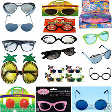 Ladies Mens Blue Lens Glasses and Austin Sunglasses Stylish Retro geek Wizard