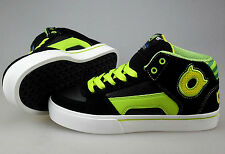 Etnies Kinder Schuhe Disney Monsters Uni RVM Black / Green Oozma Kappa OK