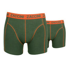 ZACCINI Boxer shorts 2 Pack - Army green Men Underwear TOP QUALITY NEW
