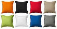Ikea 50 x 50 cm.Cushion Cover in Various Colour for Sofa Home Decor Bedding