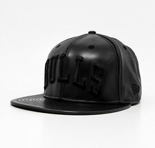 NEW ERA Chicago Bulls Leather Tone 59Fifty Fitted Cap black - 80195675