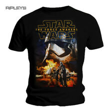 Official Unisex T Shirt STAR WARS VII   Phasma and Troopers All Sizes