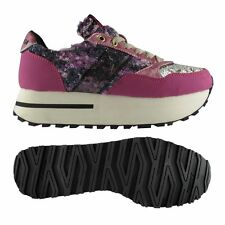 Superga Scarpe Sneakers 4702-SYNNBKPAIWOOLW Donna Citta Basso
