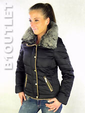 URBAN SURFACE Da Donna Giacca Invernale S M L XL Nero Piumino by Sublevel