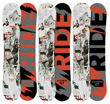 Ride Snowboards - Machete GT All-Mountain Freestyle with Hybrid Camber - 2016