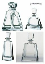 Bohemia Boston, Lovers, Glass or Lead Crystal Decanters Carafe's