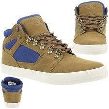 DC Shoes Reset High LE Skater Trainers Men's Leather Shoes