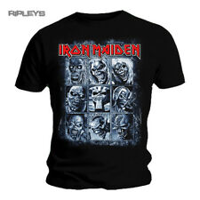 Official T Shirt Iron Maiden Book of Souls   NINE Eddies All Sizes