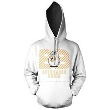 Official Mens Star Wars Episode VII BB-8 Astromech Droid White Hoodie Sweater