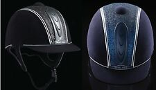 Harry Hall Legend Plus Cosmos PAS015.2011 horse riding hat helmet diamante spark