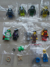 LEGO MINIFIGS ROCK MONSTERS PIRATES OTC NINJAGO POWER MINERS CHOOSE WHICH U WANT