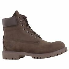 Timberland 6 Inch Premium BT Dark Brown Mens Boots