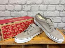 VANS 106 VULCANIZED SKATE TRAINERS GREY UK 6,8,9,10 RRP £55