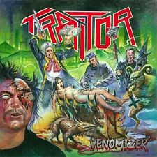 TRAITOR - VENOMIZER (LTD.BLACK VINYL)  VINYL LP NEU