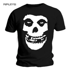 Official T Shirt MISFITS Crimson Skull CLASSIC FIEND Skull All Sizes
