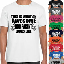This Is What an Awesome Dios Padre Looks Like Camiseta - Mejor Regalo Navidad