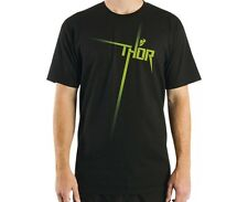 Thor T-Shirt Inno nero Motocross Enduro Cross MTB Quad MX Freeride , nero