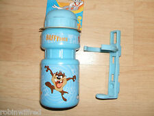 BIKE KIDS WATER BOTTLE, LOONEY TUNES, TAZ, TWEETY, DAFFY DUCK, BUGS BUNNY, NEW