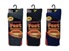 Original FEET HEATERS für Herren, super warme Thermosocken, Herrensocken, Socken