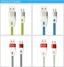 LaiXi Alum Shell Micro USB Sync Data Charger Cable for Samsung Android Phone