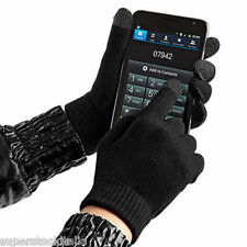 GUANTI TOUCH SCREEN cellulare BEECHFIELD SMARTPHONE TABLET IPHONE IPAD INVERNO