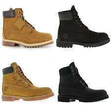Timberland Icon 6-inch Premium Leather Mens Wide Fitting Boots