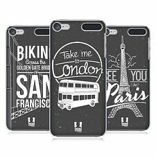 HEAD CASE DESIGNS TRAVELLER'S DREAM HARD BACK CASE FOR APPLE iPOD TOUCH MP3