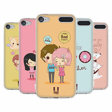 HEAD CASE DESIGNS ME AND YOU SOFT GEL CASE FOR APPLE iPOD TOUCH MP3