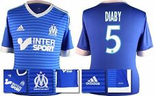 *15 / 16 - ADIDAS ; MARSEILLE 3rd KIT SHIRT SS / DIABY 5 = SIZE*