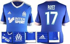 *15 / 16 - ADIDAS ; MARSEILLE 3rd KIT SHIRT SS / PAYET 17 = SIZE*